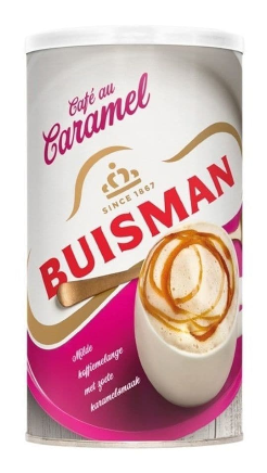 Buisman Café Au Caramel 290g coffee Coffee Creamer Food & Beverages