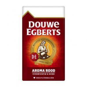 8 x Douwe Egberts Aroma rood filter coffee 250gr coffee Food & Beverages Ground Coffee