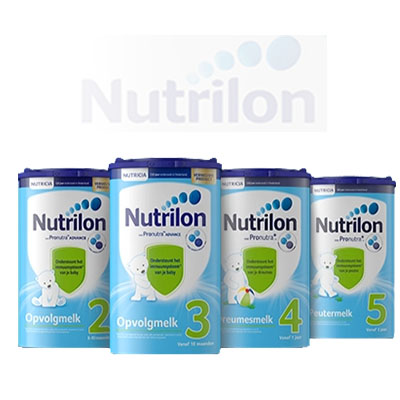 5 x Nutrilon Standard 1 Infant formula – 800 grams. Baby Foods Baby Products