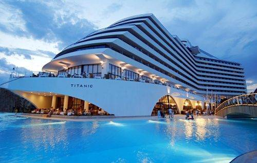 Titanic Beach Lara Turkey booking Turkey