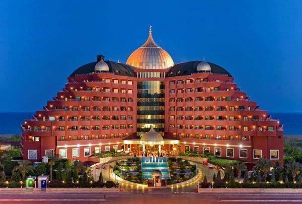 Resort Delphin Palace Hotel (Kopya) booking Turkey