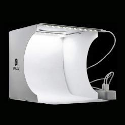Mini Folding LED Lightbox Consumer Electronics Accessories & Parts Camera & Photo Accessories